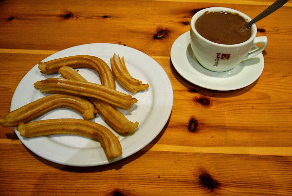 Churros - Ingredientes - Preparacion - Official Website - BenjaminMadeira