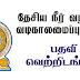 Ministry of City Planning and Water Supply - Vacancies
