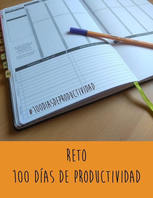 100 días de productividad - Pegotiblog