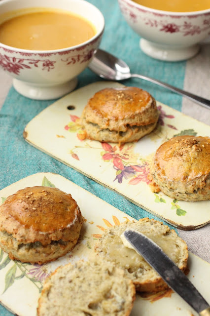 scones fromage bleu