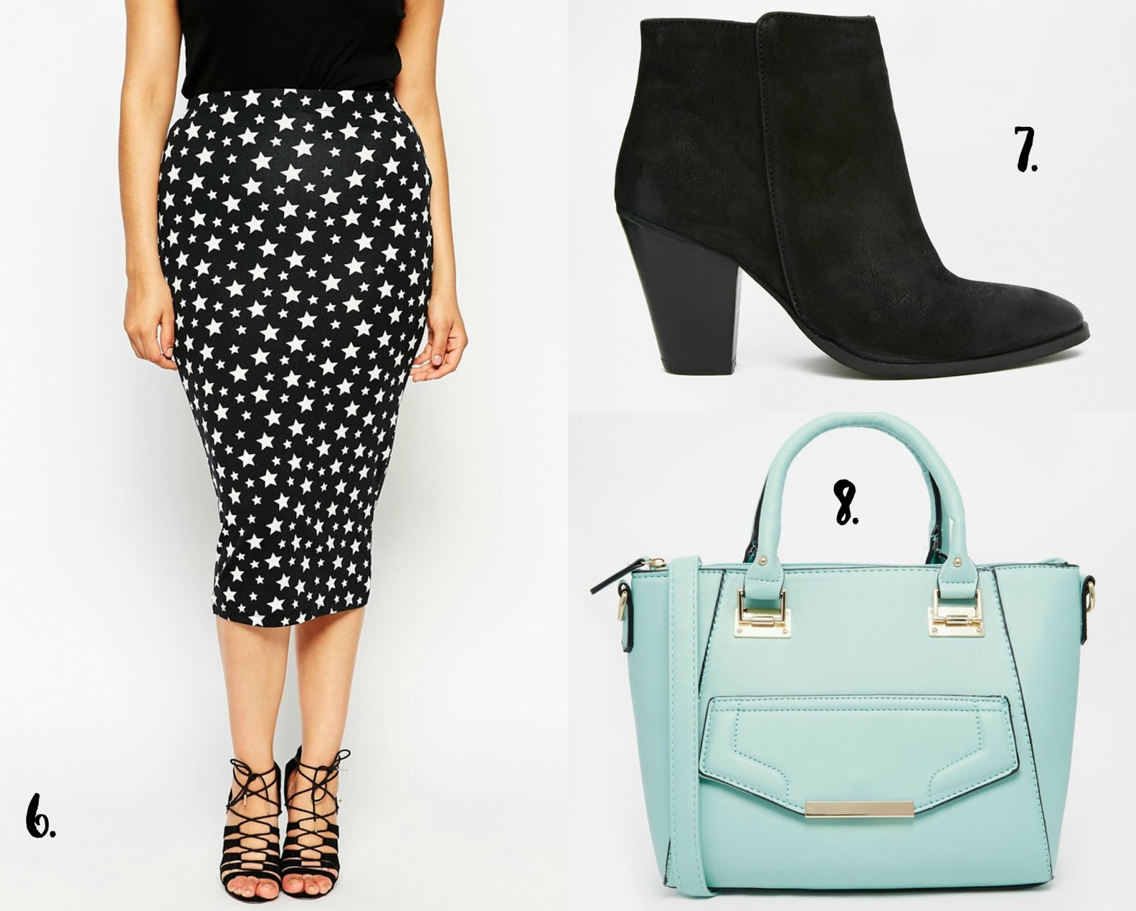Asos Wishlist: Curve Range & Accessories