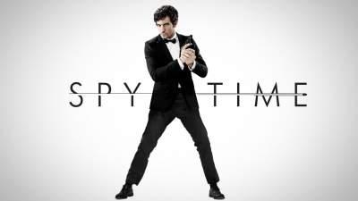 Spy Time (2015) Movie Hindi + Eng + Telugu + Tamil Download 480p