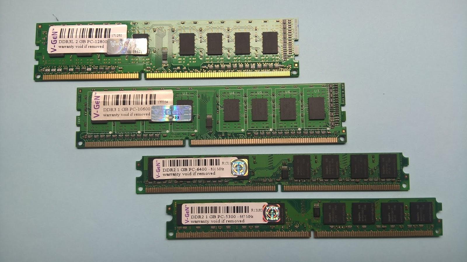 RAM DRR PC