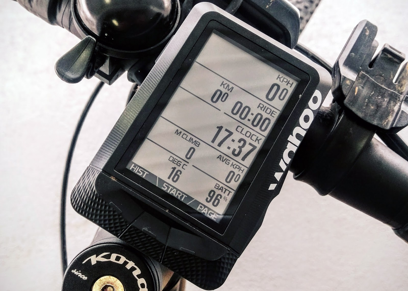 Review: Wahoo ELEMNT GPS Cycle Computer
