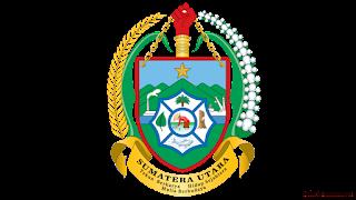 lambang logo provinsi sumatera utara png transparan - kanalmu