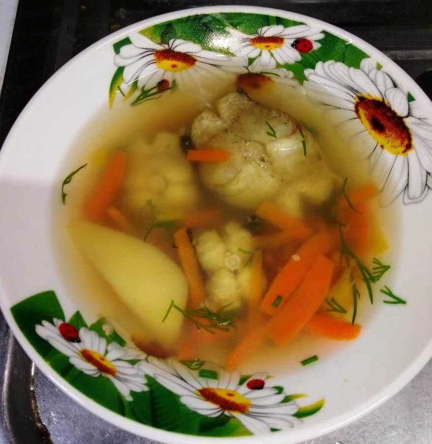 возможности рыбный суп из хека рецепт с фото день рождения