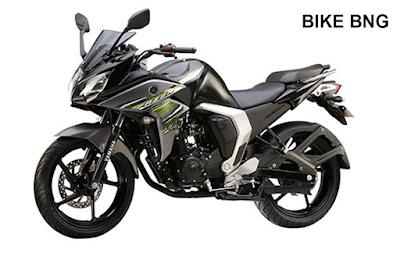 Yamaha Fazer Fi Version 2 in Bangladedsh 2018