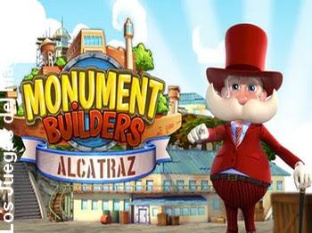 MONUMENT BUILDERS: ALCATRAZ - Guía del juego y vídeo guía C