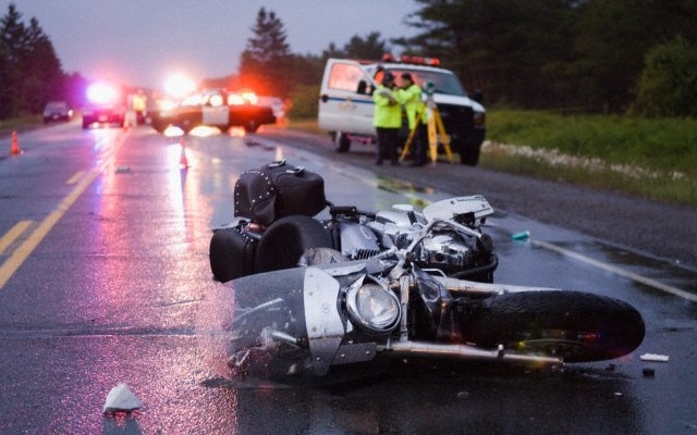 why are motorcycle accidents fatal biker crashes deadly vehicle collision