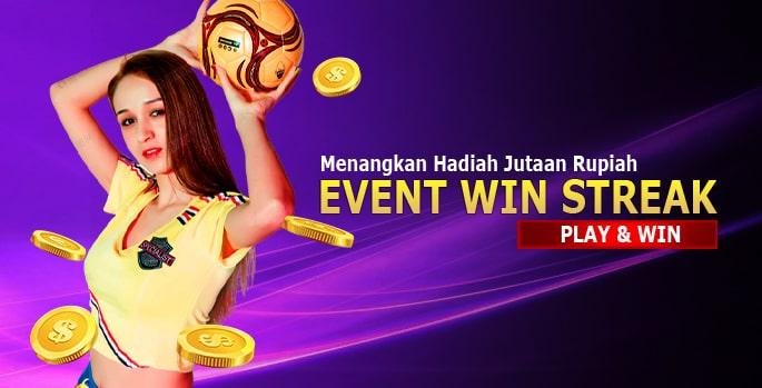 Event Win Streak YouBetCash