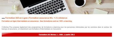 formation assurance niveau 1