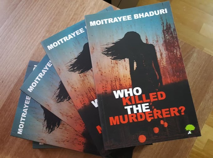 #GoodReads recommends 'Who Killed the Murderer?' by Moitrayee Bhaduri