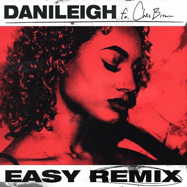 MUSIC:DaniLeigh – Easy (Remix) Ft. Chris Brown