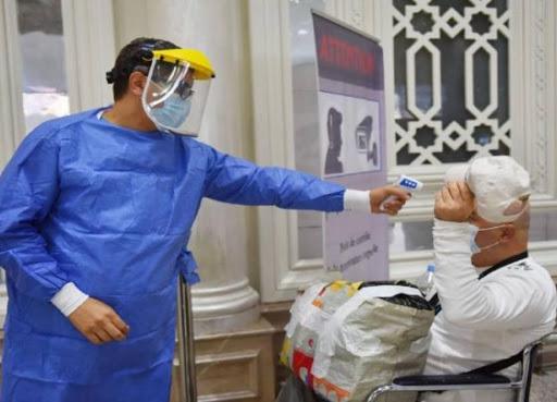 المهدية تستقبل 30 مصابا بفيروس كورونا من قابس