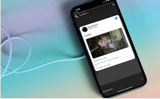 Cách chia sẻ tweet của bạn dưới dạng Instagram Stories trên iPhone