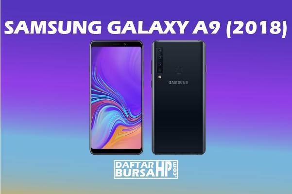 Spesifikasi dan Harga Samsung Galaxy A9 2018