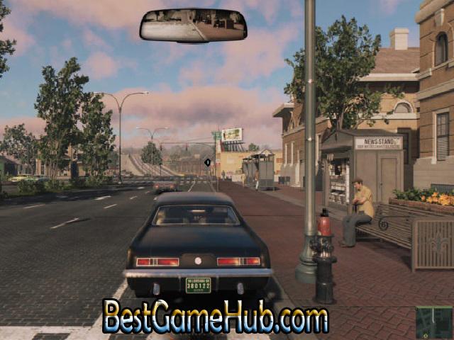 Mafia III High Compressed PC Game Download