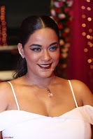Mumaith Khan Spicy pics in Deep Neck White Gown at Zee Telugu Apsara Awards 2017 12.JPG