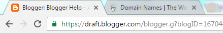 Tabs Of Browser