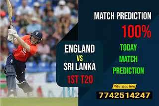 Eng vs SL Dream11 Team Prediction, Fantasy Cricket Tips & Playing 11 Updates for Today's Sri Lanka tour of England T20 2021 - Jun 24, 10:30 PM