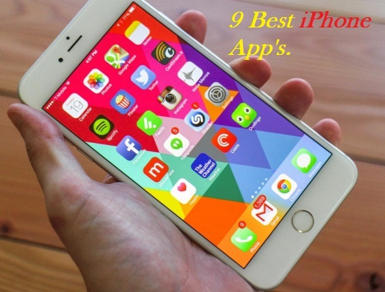 9 Best iPhone Apps Bnaye Easy Life