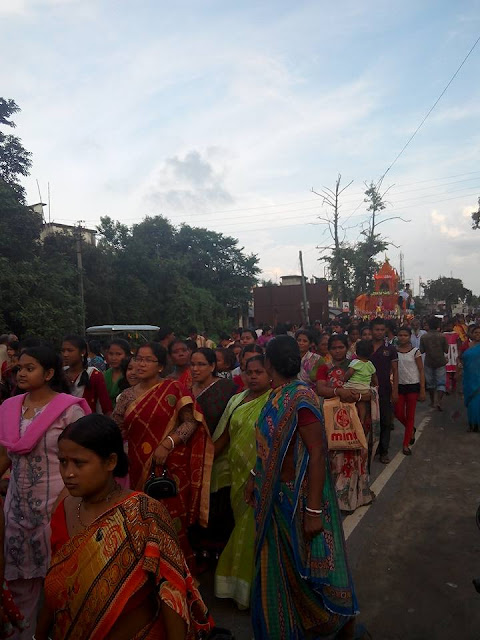 Kushmandi Ratha Yatra Live