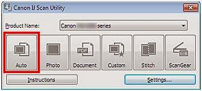 ij scan utility canon mp230