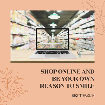 Why Online Shopping is  best?