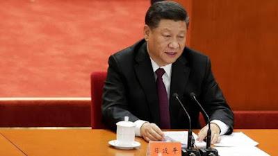 Keangkuhan Xi Jinping Dibayar Tunai, Rp5800 Triliun Saham China Menguap!
