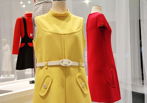 fashion of 60ies
