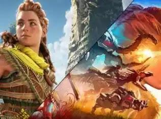Horizon Forbidden West,PS5,Guerrilla Games,Horizon Forbidden West,PS4,PlayStation Studios,