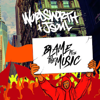 Wordsworth & JSOUL - Blame It On The Music (2016) - Album Download, Itunes Cover, Official Cover, Album CD Cover Art, Tracklist