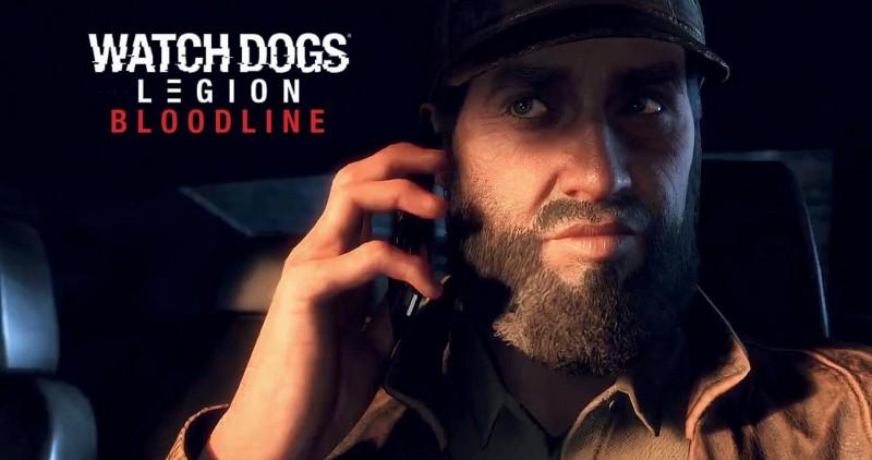 Watch Dogs: Legion - Bloodline released