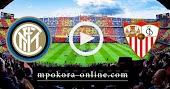 نتيجة مباراة اشبيلية وانتر ميلان بث مباشر كورة اون لاين 21-08-2020 الدوري الأوروبي