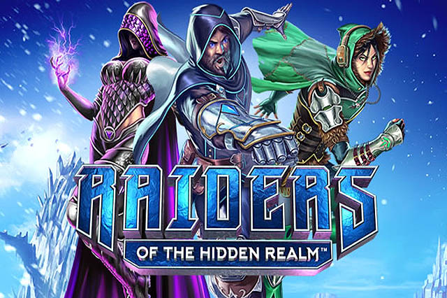 ULASAN SLOT PLAYTECH RAIDERS OF THE HIDDEN REALM