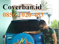 Jual Sarung Cover Ban Serep Rush Custom