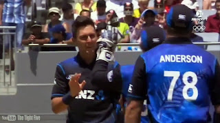 New Zealand vs Pakistan 3rd ODI 2016 Highlights