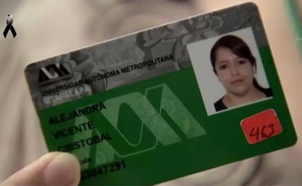 Alejandra murió en el sismo; le roban $24 mil de sus ahorros
