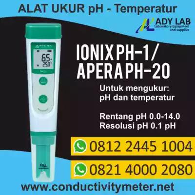 Harga pH Meter Air Kolam