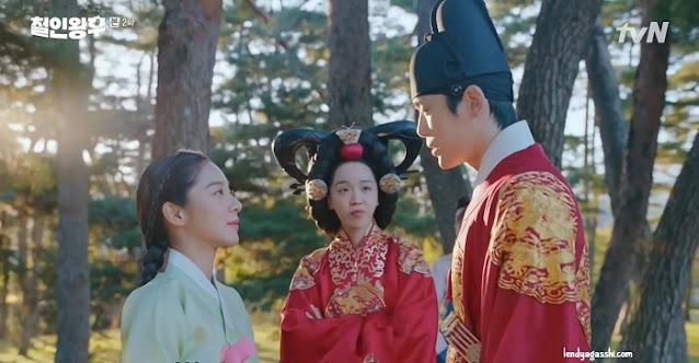 Review Drama Mr Queen : Raja Cheoljong