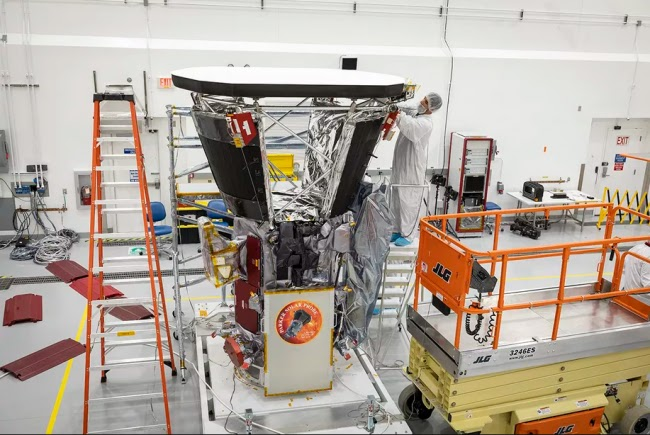 апарат Parker Solar Probe у Флориді
