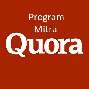 Membahas Program Mitra Quora Lebih Lengkap