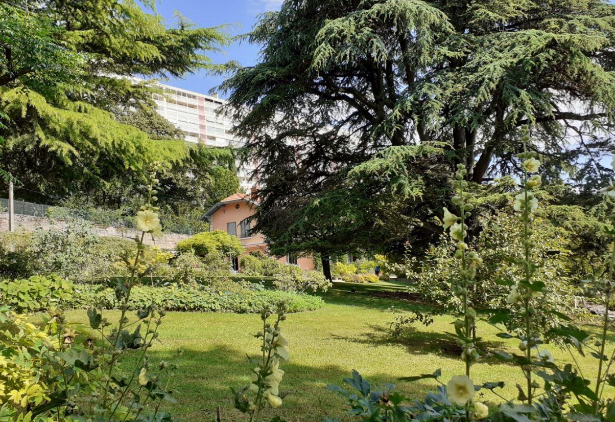 Jardin remarquable à Lyon : La Bonne Maison