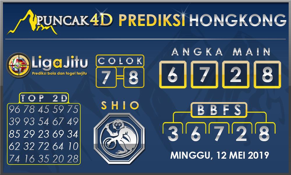 PREDIKSI TOGEL HONGKONG PUNCAK4D 12 MEI 2019