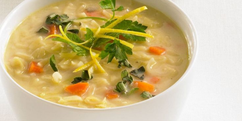 Perfect-Ever Avgolemono Soup