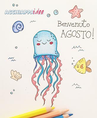 disegno instagram medusa