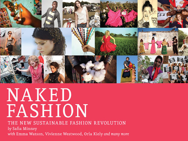 Must Read Sustainable Fashion Books - Naked Fashion | BeEco Fashion