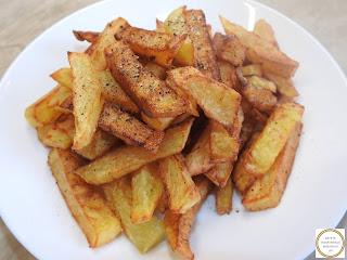 Cartofi prajiti in ulei reteta rapida la tigaie zepter cu capac retete mancare post legume fast food garnitura sare piper crocanti moi,