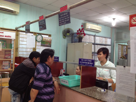 Chi cục thuế huyện Bình Chánh 2
