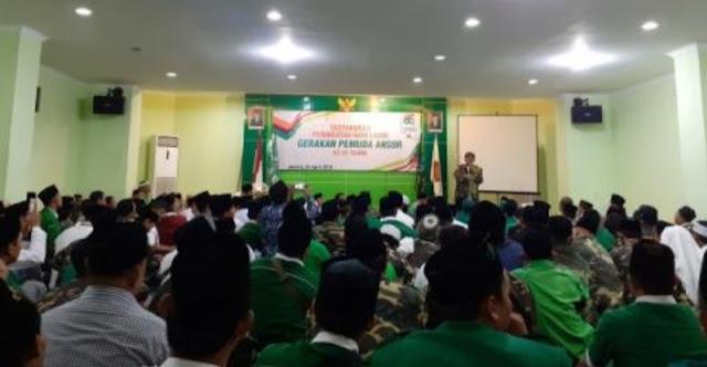 Habib Salim kepada Pemuda: Berbanggalah Jadi Anggota Ansor dan Banser